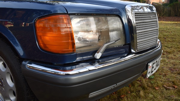 NO RESERVE! - 1988 Mercedes-Benz 500 SE For Sale (picture 68 of 83)
