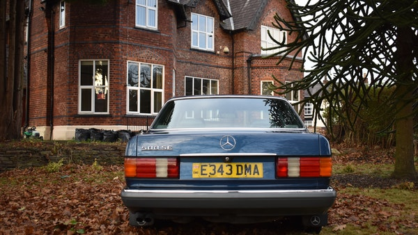 NO RESERVE! - 1988 Mercedes-Benz 500 SE For Sale (picture 12 of 83)