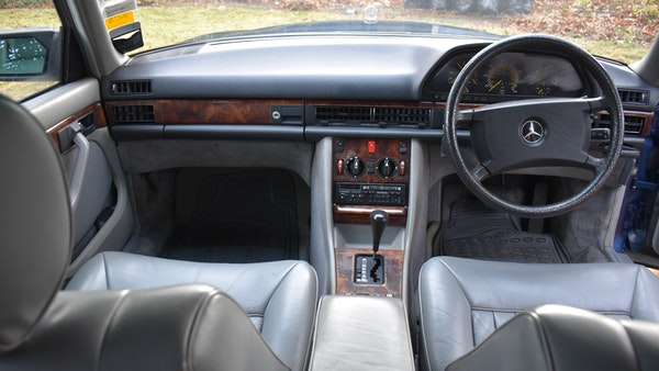 NO RESERVE! - 1988 Mercedes-Benz 500 SE For Sale (picture 21 of 83)