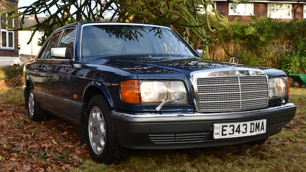 NO RESERVE! - 1988 Mercedes-Benz 500 SE For Sale (picture 1 of 83)