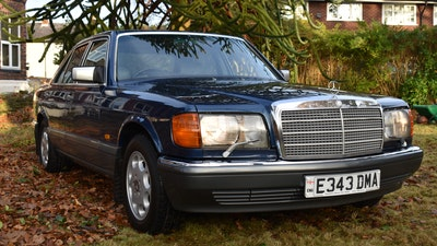 NO RESERVE! - 1988 Mercedes-Benz 500 SE