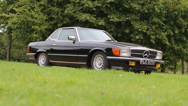 1982 Mercedes 500 SL For Sale (picture 15 of 202)