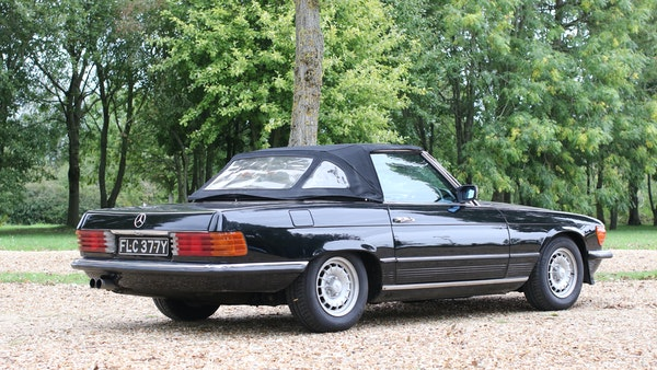 1982 Mercedes 500 SL For Sale (picture 12 of 202)
