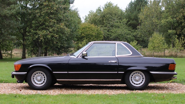 1982 Mercedes 500 SL For Sale (picture 13 of 202)