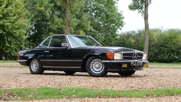 1982 Mercedes 500 SL For Sale (picture 5 of 202)