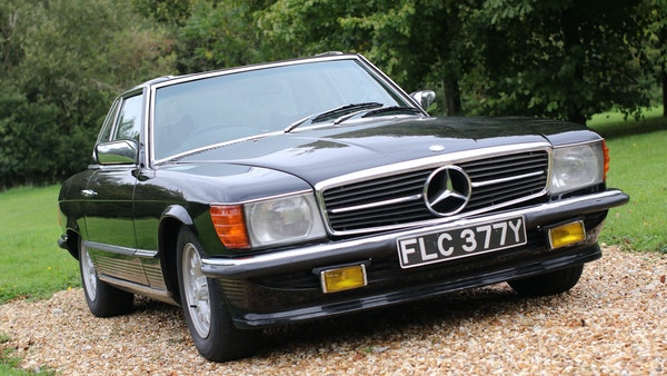 1982 Mercedes 500 SL For Sale (picture 20 of 202)