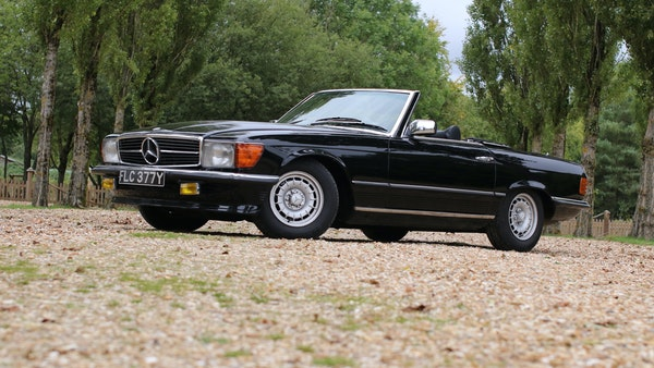 1982 Mercedes 500 SL For Sale (picture 8 of 202)