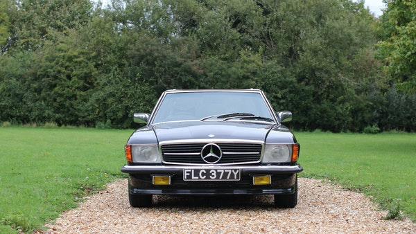 1982 Mercedes 500 SL For Sale (picture 16 of 202)