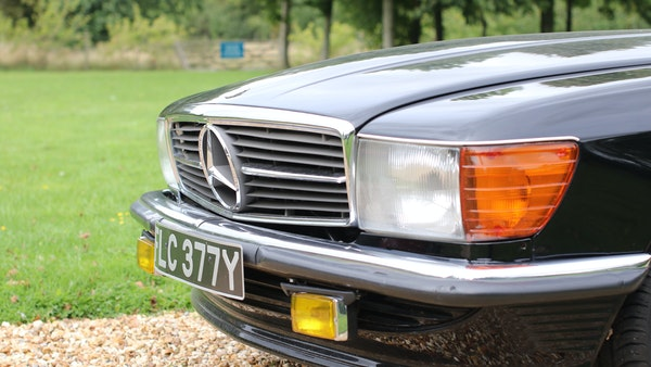 1982 Mercedes 500 SL For Sale (picture 104 of 202)
