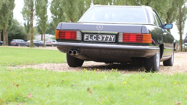 1982 Mercedes 500 SL For Sale (picture 22 of 202)