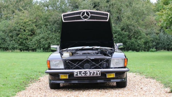 1982 Mercedes 500 SL For Sale (picture 143 of 202)