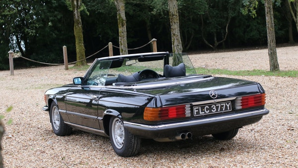 1982 Mercedes 500 SL For Sale (picture 10 of 202)