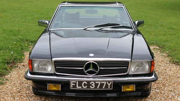 1982 Mercedes 500 SL For Sale (picture 17 of 202)