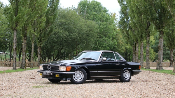 1982 Mercedes 500 SL For Sale (picture 6 of 202)