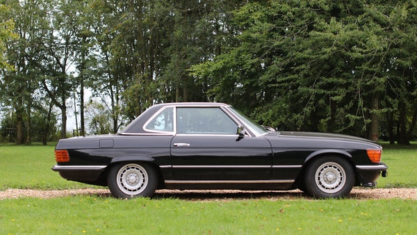 1982 Mercedes 500 SL For Sale (picture 14 of 202)