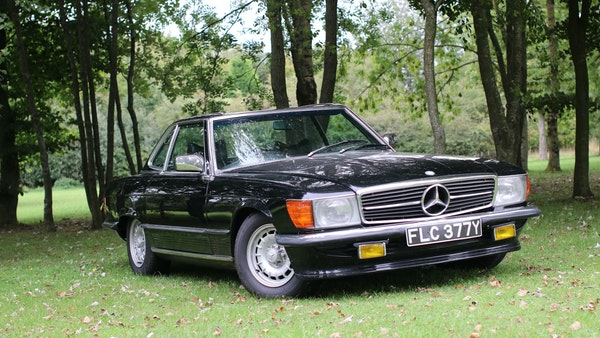 1982 Mercedes 500 SL For Sale (picture 3 of 202)