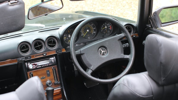 1982 Mercedes 500 SL For Sale (picture 62 of 202)