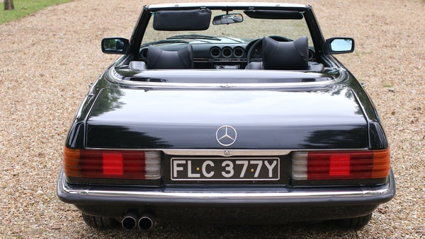 1982 Mercedes 500 SL For Sale (picture 18 of 202)