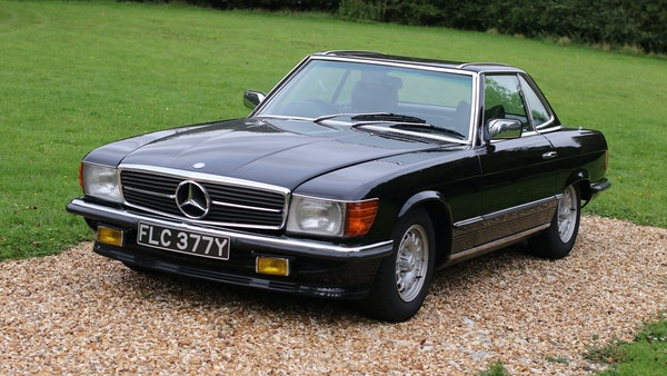1982 Mercedes 500 SL For Sale (picture 1 of 202)