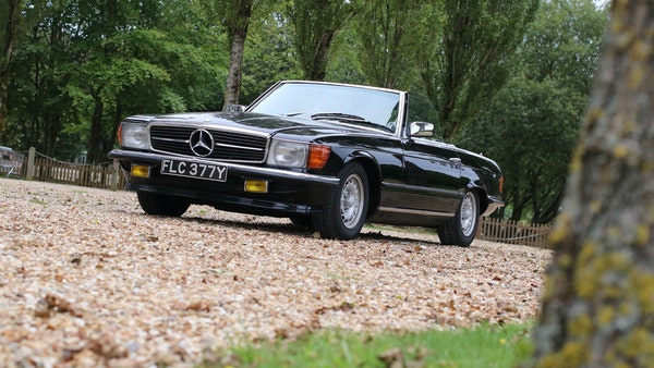 1982 Mercedes 500 SL For Sale (picture 26 of 202)