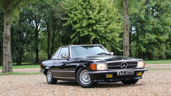 1982 Mercedes 500 SL For Sale (picture 4 of 202)