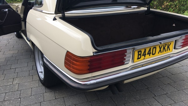 1985 Mercedes 500 SL For Sale (picture 40 of 58)
