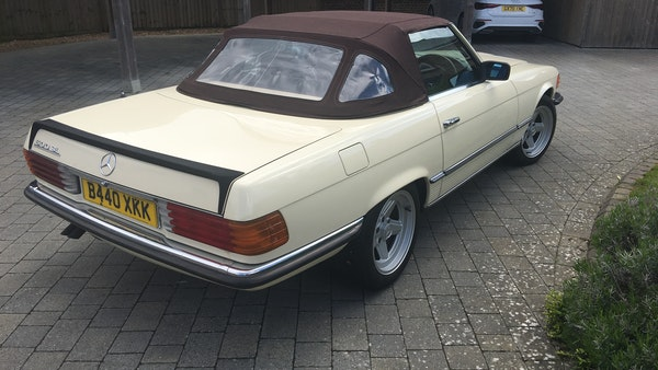 1985 Mercedes 500 SL For Sale (picture 18 of 58)