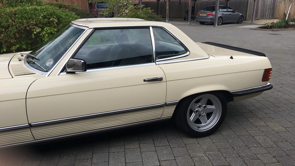 1985 Mercedes 500 SL For Sale (picture 12 of 58)