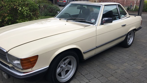 1985 Mercedes 500 SL For Sale (picture 16 of 58)