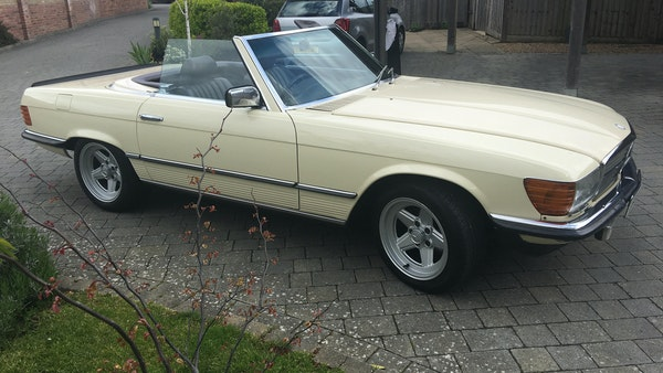 1985 Mercedes 500 SL For Sale (picture 1 of 58)