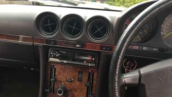 1985 Mercedes 500 SL For Sale (picture 33 of 58)