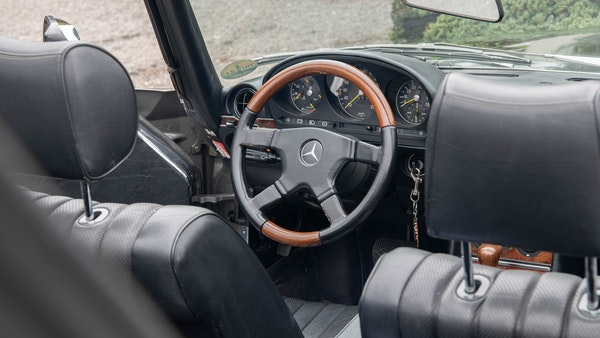 1985 Mercedes-Benz 500 SL LHD For Sale (picture 31 of 175)