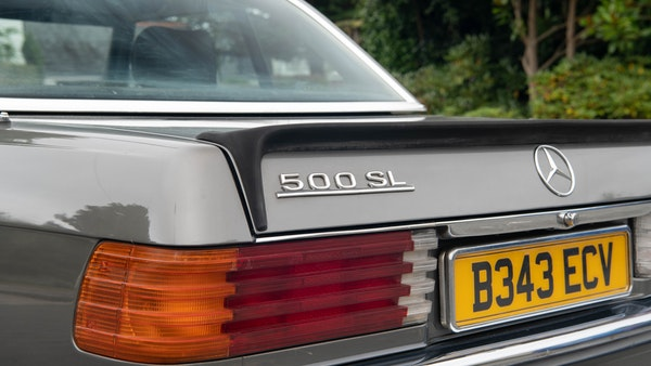 1985 Mercedes-Benz 500 SL LHD For Sale (picture 121 of 175)