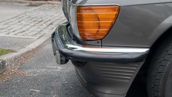 1985 Mercedes-Benz 500 SL LHD For Sale (picture 125 of 175)