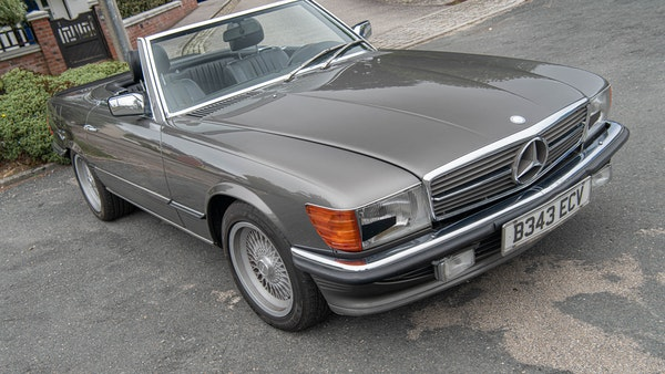 1985 Mercedes-Benz 500 SL LHD For Sale (picture 3 of 175)