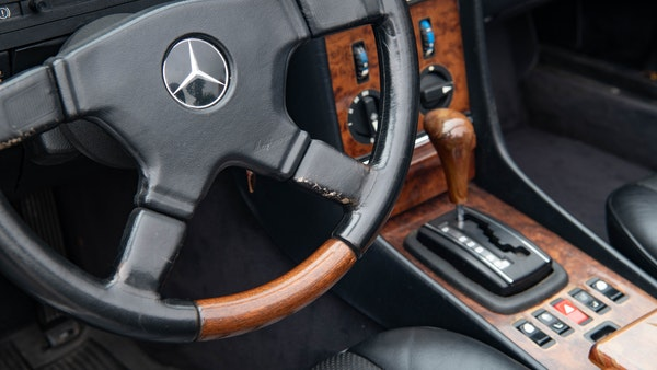1985 Mercedes-Benz 500 SL LHD For Sale (picture 61 of 175)