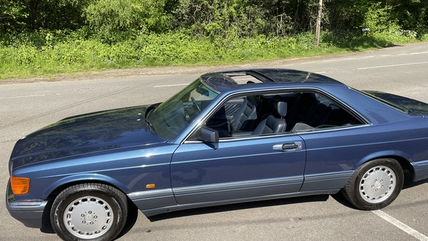 1989 Mercedes 560 SEC For Sale (picture 13 of 79)