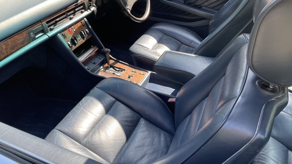 1989 Mercedes 560 SEC For Sale (picture 25 of 79)