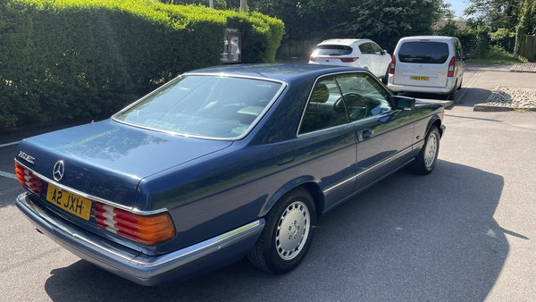 1989 Mercedes 560 SEC For Sale (picture 15 of 79)