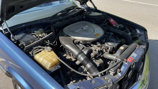 1989 Mercedes 560 SEC For Sale (picture 37 of 79)