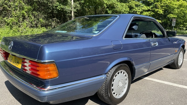 1989 Mercedes 560 SEC For Sale (picture 8 of 79)