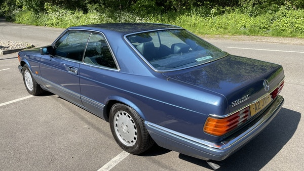 1989 Mercedes 560 SEC For Sale (picture 17 of 79)