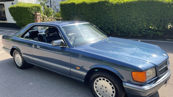 1989 Mercedes 560 SEC For Sale (picture 18 of 79)
