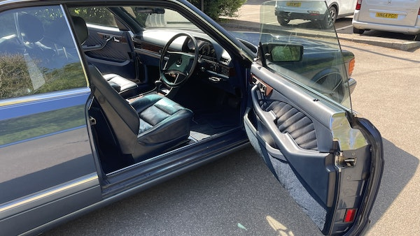 1989 Mercedes 560 SEC For Sale (picture 30 of 79)