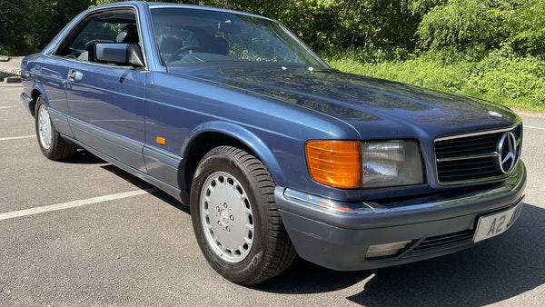 1989 Mercedes 560 SEC For Sale (picture 7 of 79)