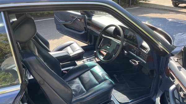 1989 Mercedes 560 SEC For Sale (picture 29 of 79)