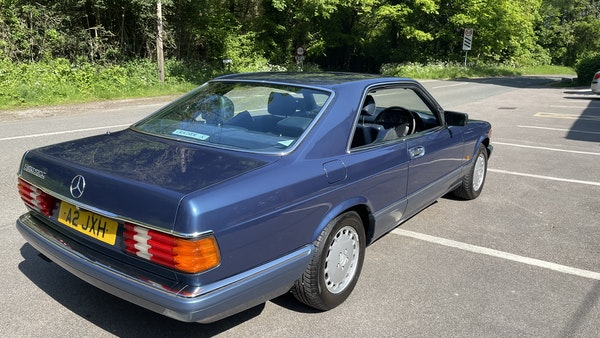 1989 Mercedes 560 SEC For Sale (picture 6 of 79)