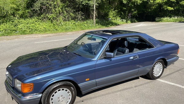 1989 Mercedes 560 SEC For Sale (picture 9 of 79)