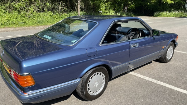 1989 Mercedes 560 SEC For Sale (picture 10 of 79)