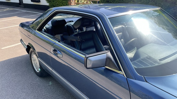 1989 Mercedes 560 SEC For Sale (picture 12 of 79)